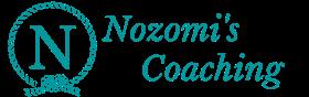 Nozomi's 英語コーチング